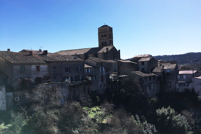 Village Montolieu