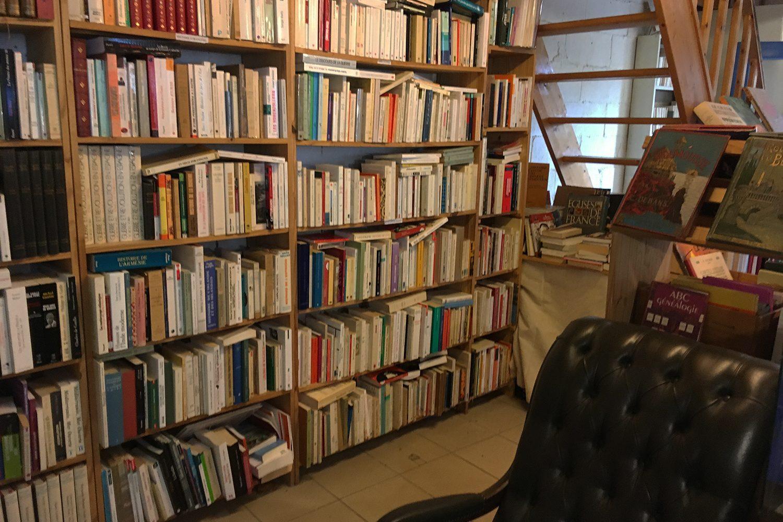 livres books Montolieu