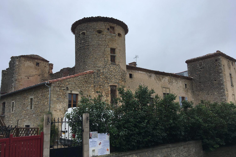 village Rennes le château