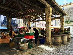 Tour vin marché