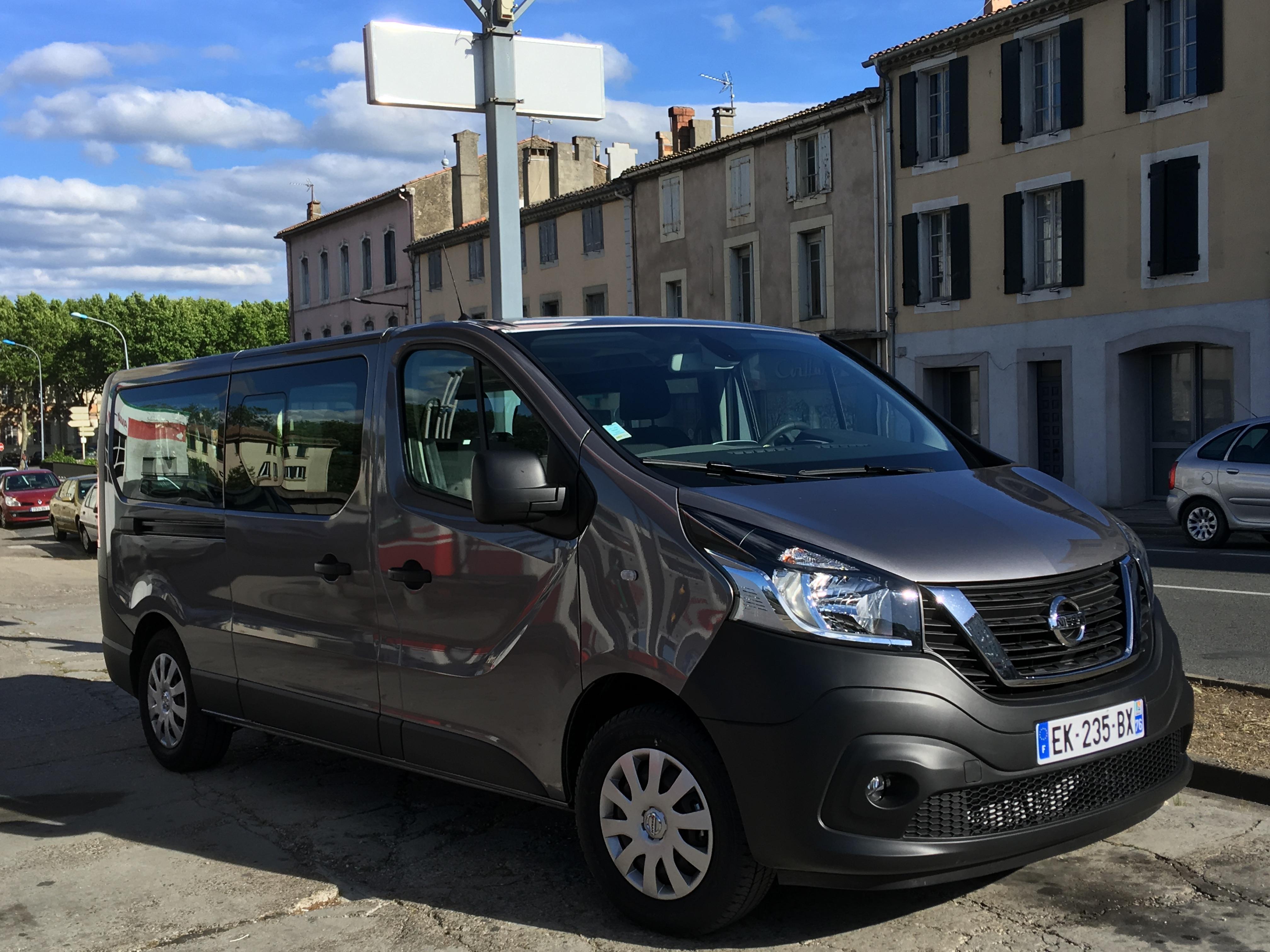 minibus sun tour